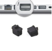 Apple Mac Thunderbolt Port Silicone Rubber Dust Cover