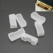 DVI Male Plug Connector Silicone Rubber Dust Cover