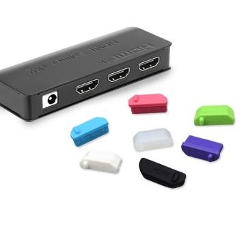 HDMI Port Silicone Rubber Dust Cover