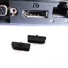 DisplayPort Port Silicone Rubber Dust Cover