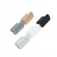 USB Type-C Port Silicone Rubber Dust Cover