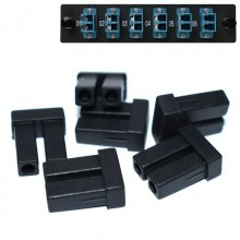 LC Fiber Switch Connector Port Silicone Rubber Dust Cover